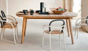 LES ARCS- Dining table 003