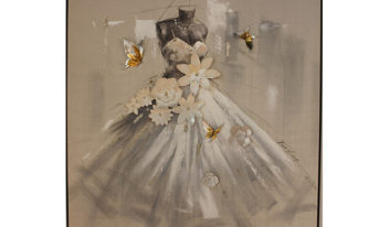bride wall art