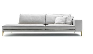 gregory sectional sofa ark interiors luxury modern